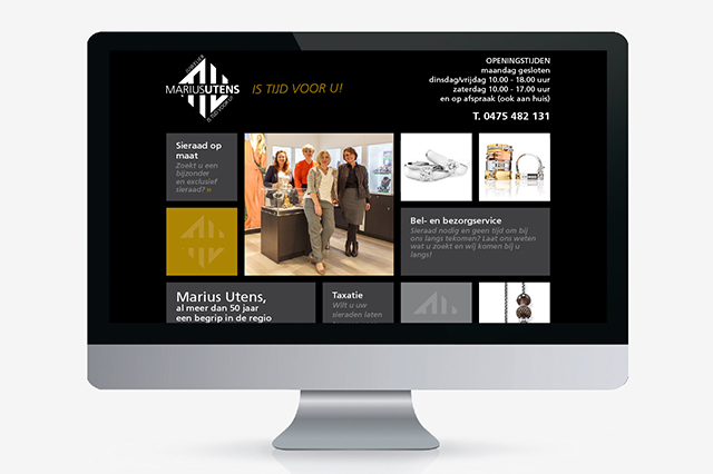 Webdesign_MariusUtens
