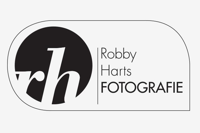 Logo_Huisstijlen_RobbyHarts_Fotografie