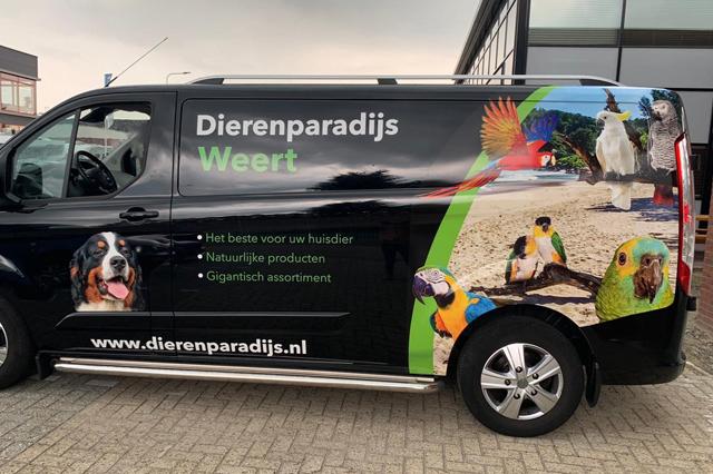 Diverse_busbelettering_Dierenparadijs